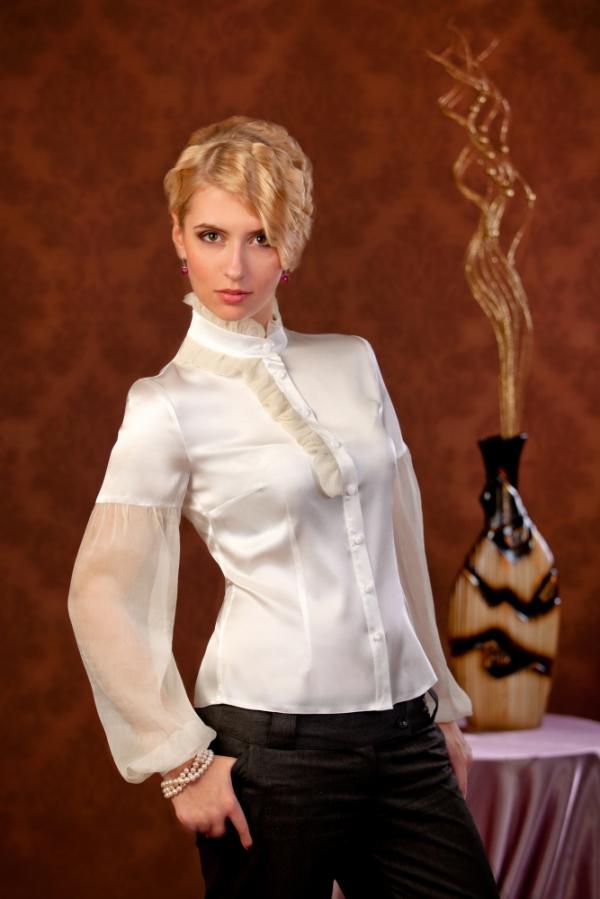 Блузки Натуральный Шелк